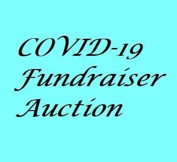 Covid-19 Auction Fundraiser